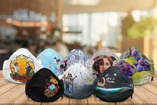 Comprar mascarillas de diseño online