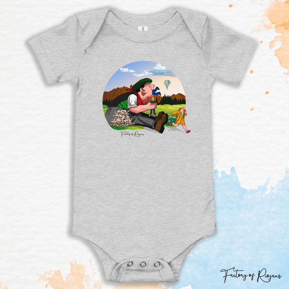 Body de bebé con Tragachicos