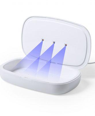 Caja Esterilizadora rayos ultravioleta para desinfectar mascarillas