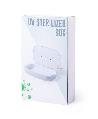 Caja Esterilizadora rayos ultravioleta para desinfectar objetos