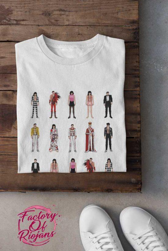 Camiseta basic Los Freddies