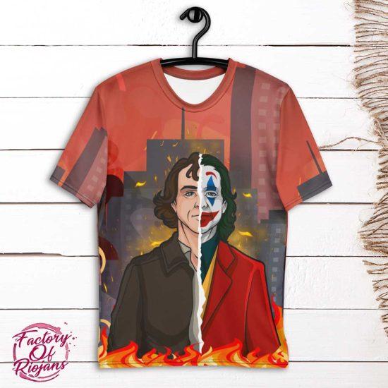 Camiseta Joker para hombre