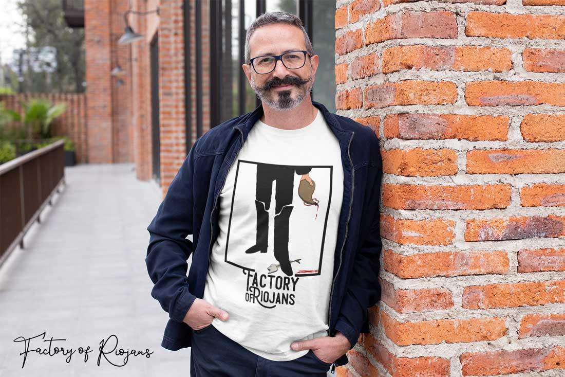 Camiseta hombre La Rioja San Bernabé