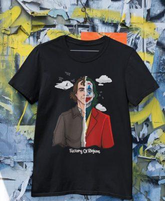 Camiseta Joker 2019 de color negro