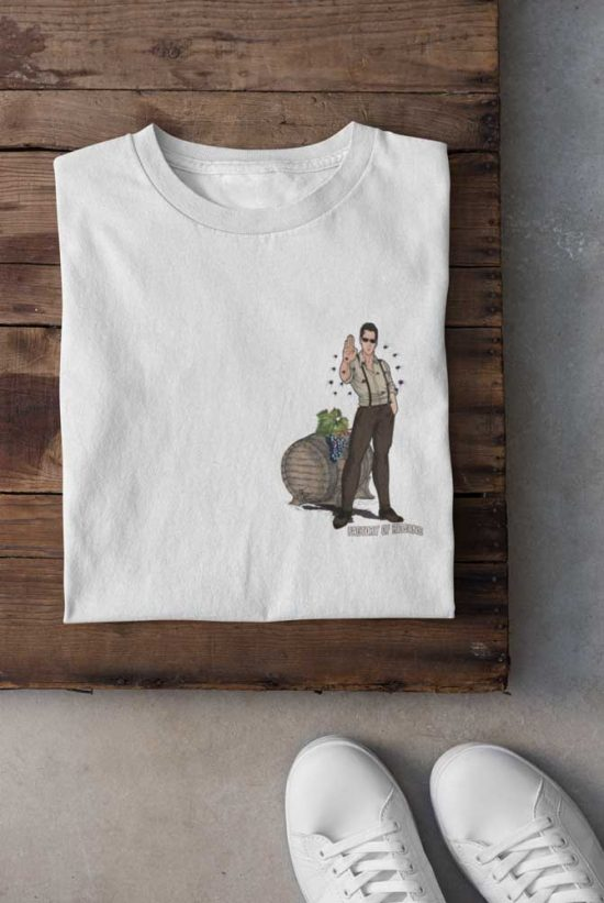 Camiseta Keanu Grapes