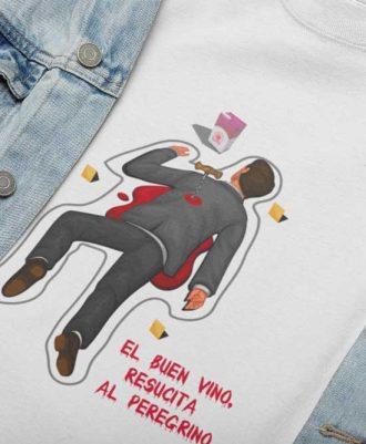 Camisetas humor peregrinos