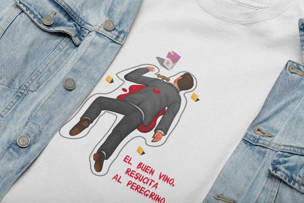 Camiseta original El Peregrino