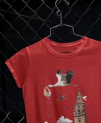 Camiseta roja de La Rioja