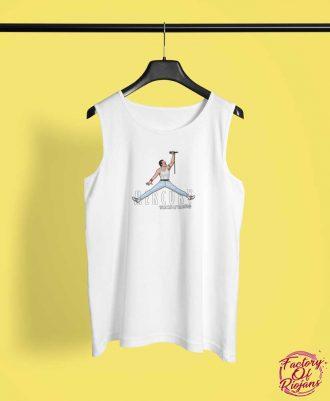 Camiseta tirantes Freddie Mercury