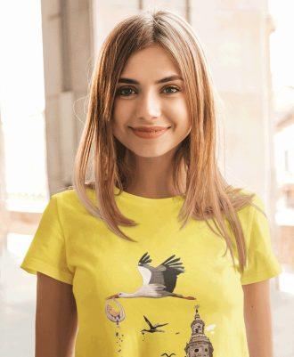 Camiseta La Redonda para mujer
