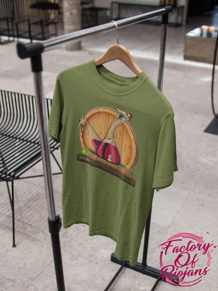 Camisetas originales Love Rioja