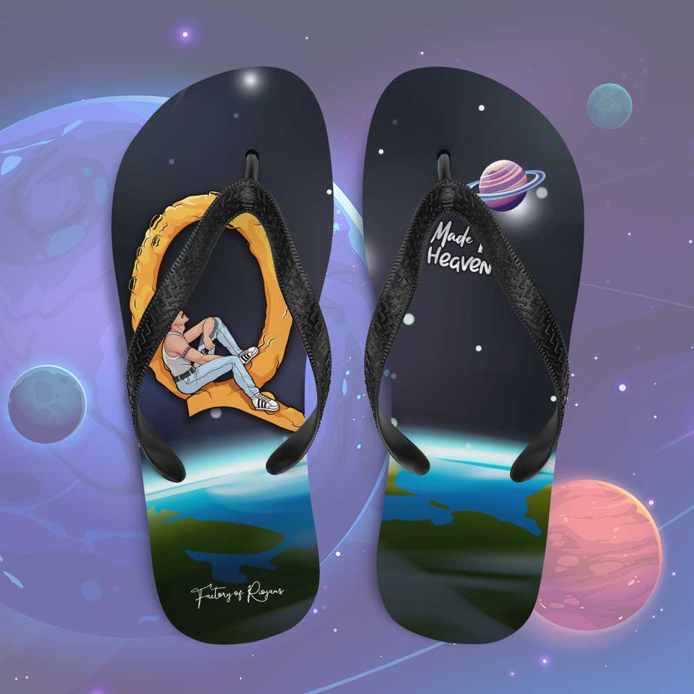 Chanclas Made in Heaven