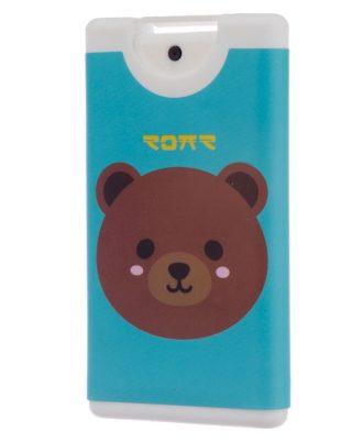 Gel hidroalcohólico con dibujos de osos
