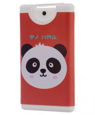 Gel hidroalcohólico con oso panda