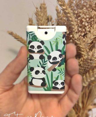 Gel Hidroalcohólico con osos panda
