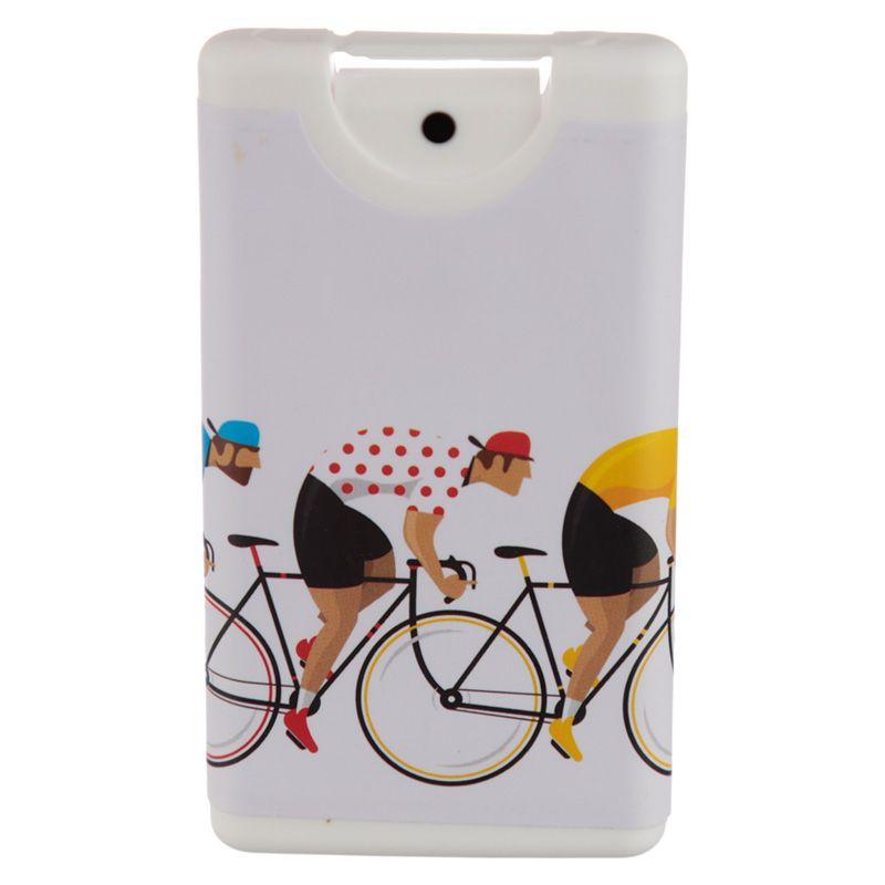 Gel hidroalcohólico para ciclistas