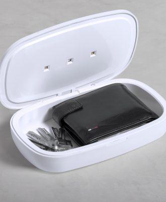 Caja Esterilizadora UV para desinfectar objetos
