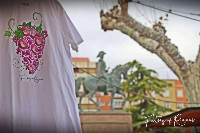 Camisetas de La Rioja