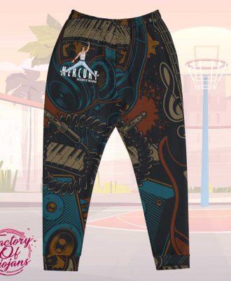 Pantalón deporte Freddie Mercury