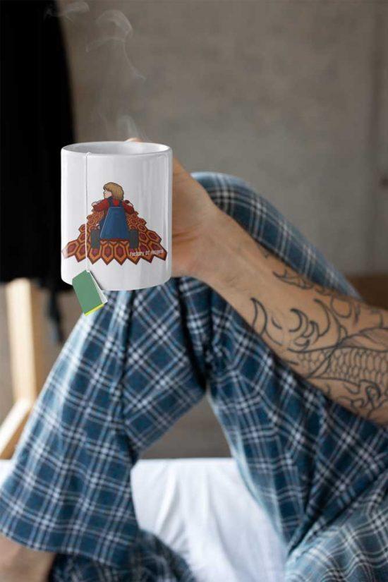 Taza desayuno Danny Torrance