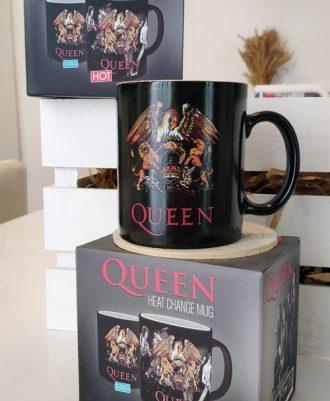 Taza desayuno grupo Queen