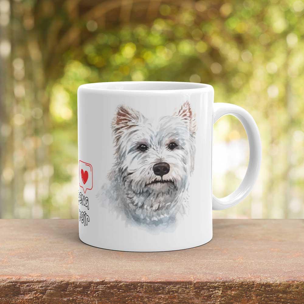 Taza personalizada con tu mascota