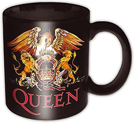 Taza mágica banda Queen