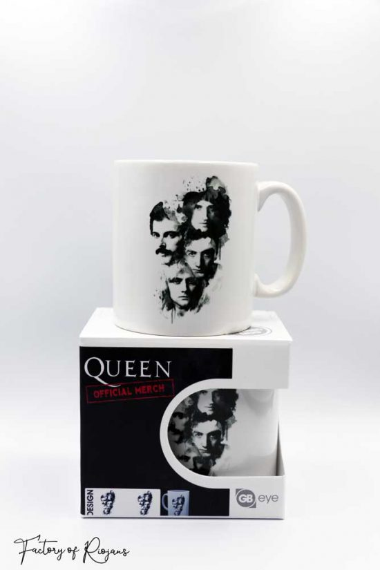Taza Queen Forever
