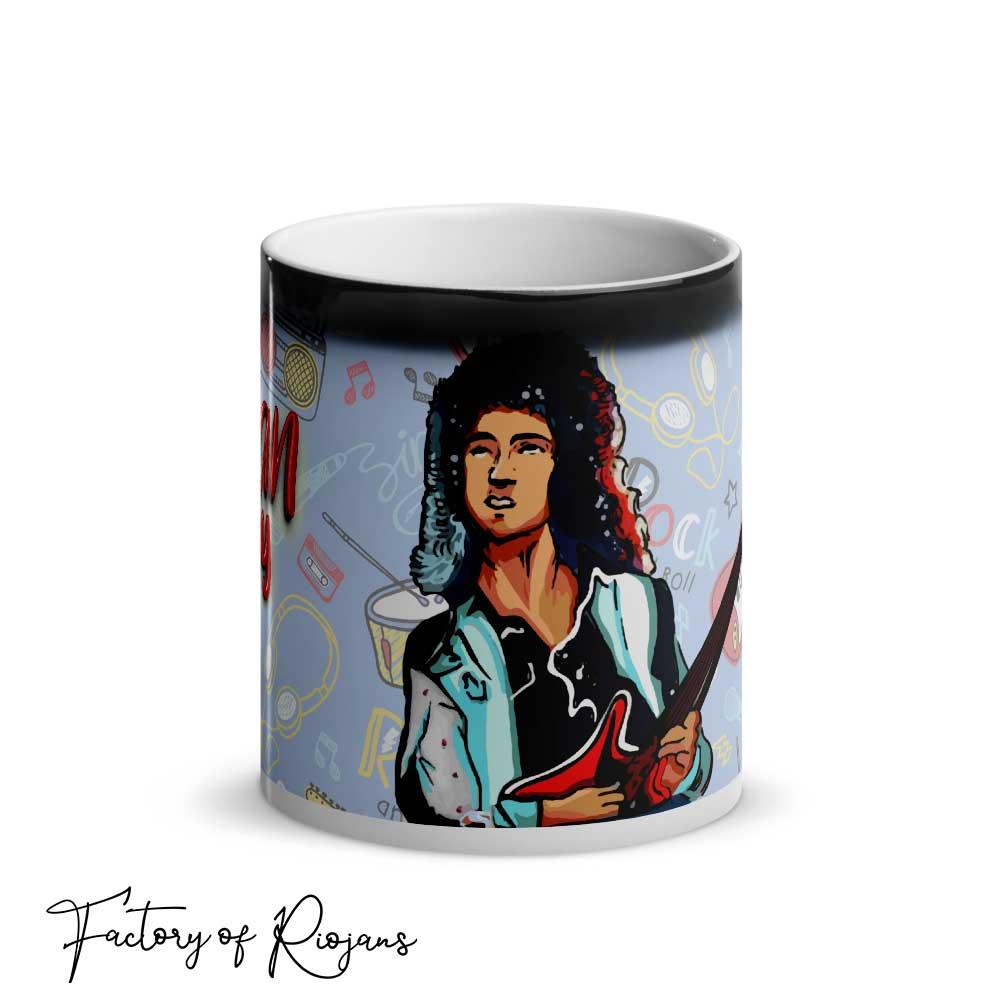 Tazas para regalar con Brian May