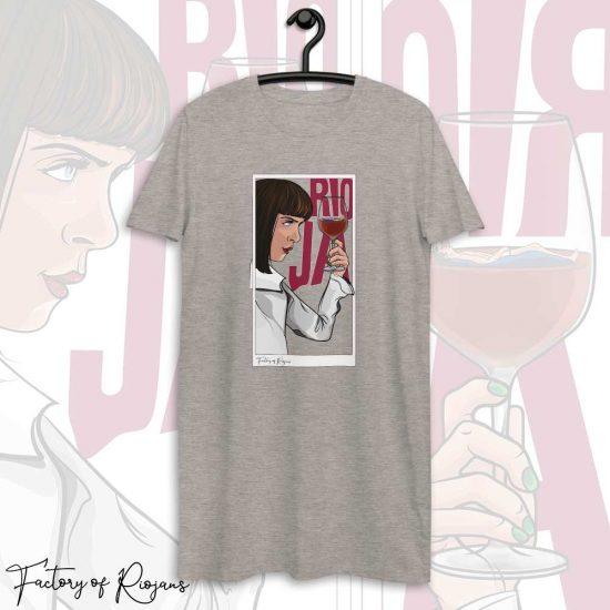 Vestido Camiseta Uma Thurman y John Travolta
