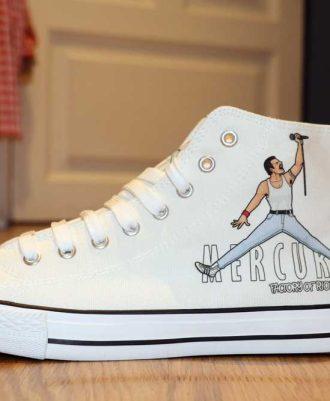 zapatillas de lona Air Mercury
