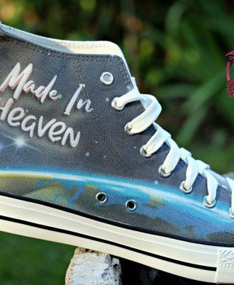 Comprar zapatillas personalizadas Freddie Mercury