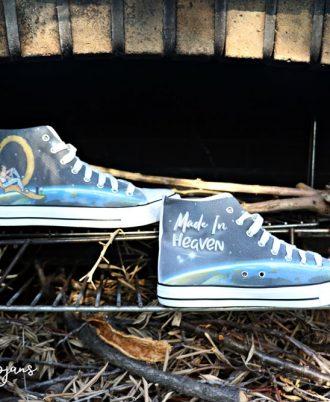 Zapatillas originales de Freddie Mercury