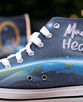 Zapatillas Freddie Mercury Made in Heaven
