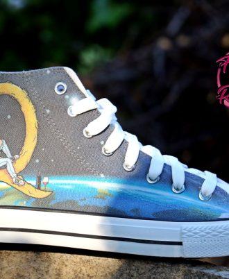 Zapatillas personalizadas online con Freddie Mercury