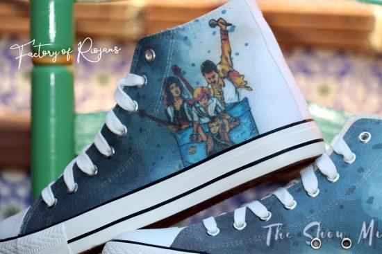 Zapatillas Personalizadas de caña alta