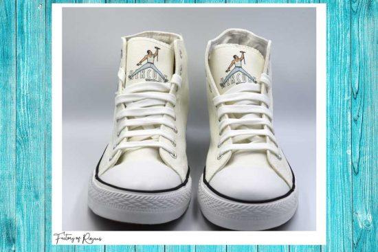 Zapatillas Personalizadas Air Mercury