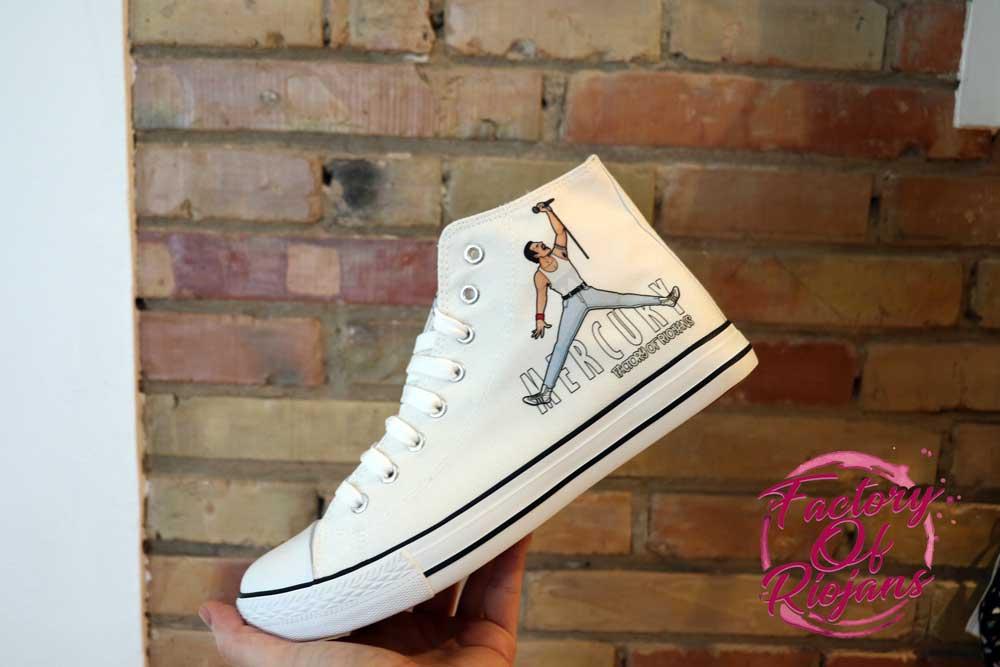 Zapatillas personalizadas para regalar