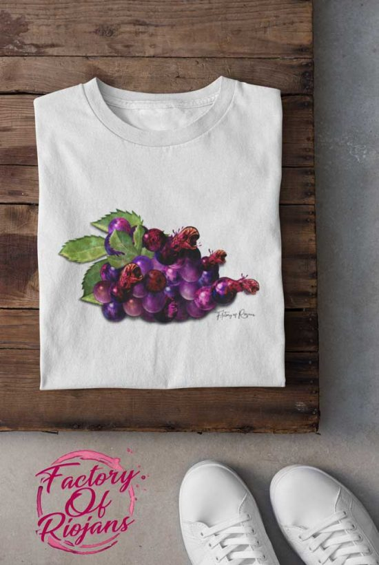 Camiseta Alien Rioja