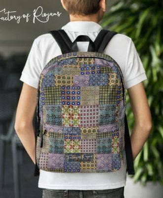 La vuelta al colegio con mochilas originales
