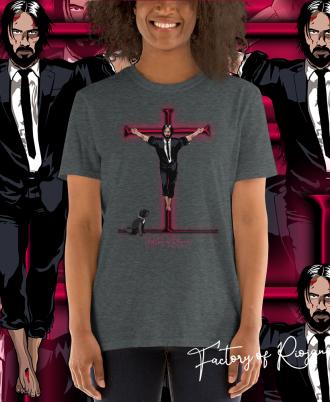 Camiseta Unisex Keanu Reeves