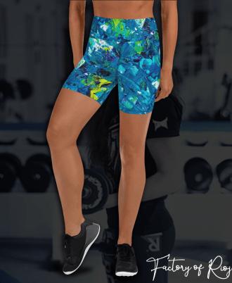 Pantalones Mujer Óleo Yoga