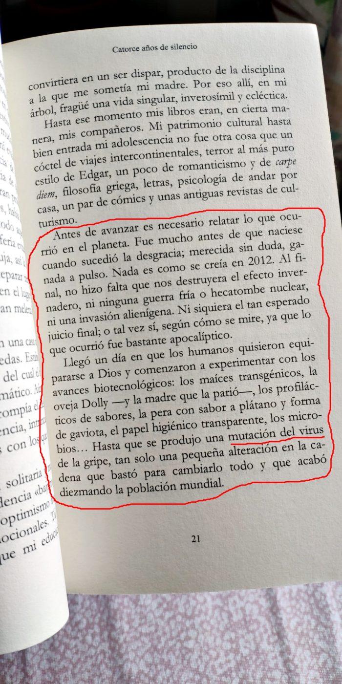 Libros para leer en cuarentena