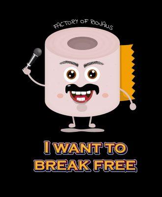 Ropa solidaria de Queen y Freddie Mercury