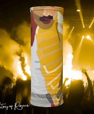 Braga cuello Freddie Mercury