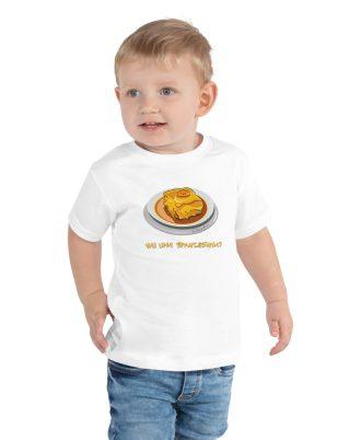 Camiseta unisex para niños con Francesinha