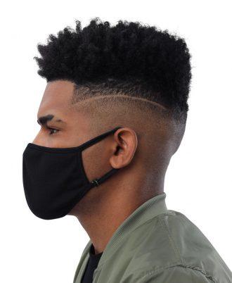 Máscaras negras coronavirus