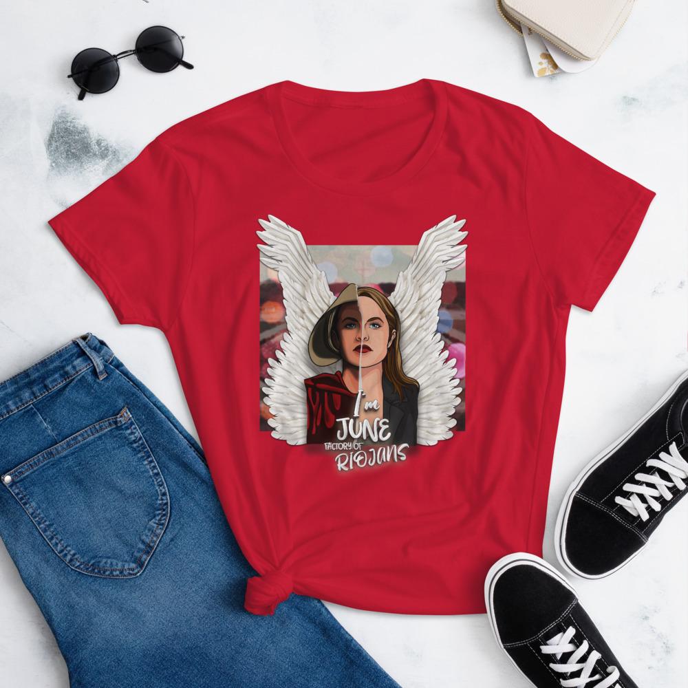 Camiseta mujer El cuento de la Criada