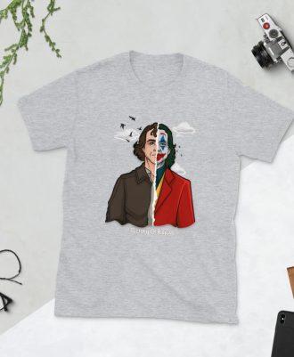 Camiseta gris deportivo Joker 2019
