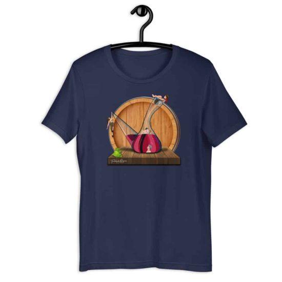 Camiseta premium Amor en Porrón